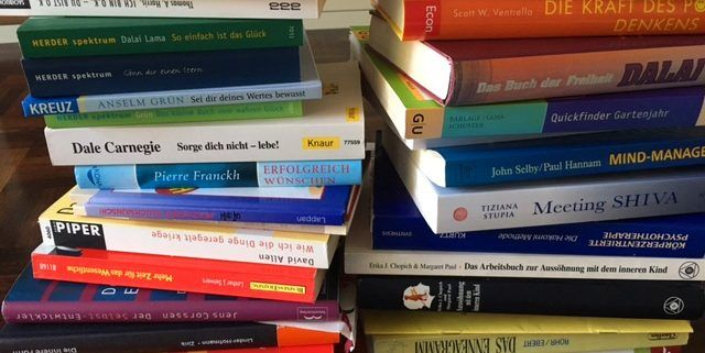 FrauSeele Bücher können Freunden sein