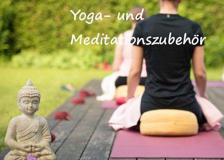 FrauSeele Yoga und Meditationszubehör