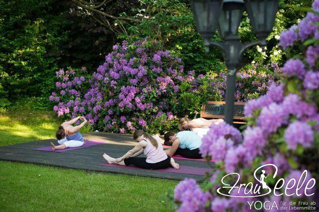 FrauSeele Yoga Bild
