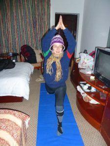 Sabine Schwarz Yoga