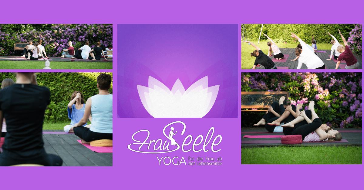 FrauSeele-Yoga für die Frau ab der Lebensmitte