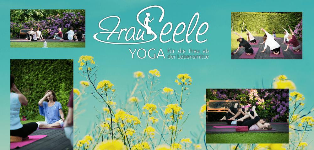 FrauSeele Yogakurs Wechseljahre